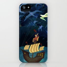 Wanderers iPhone Case