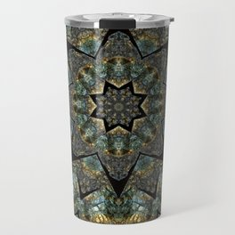 Labradorite Starlight Travel Mug