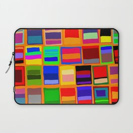 Rothkoesque Laptop Sleeve