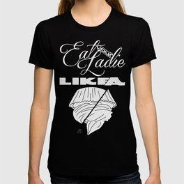 Eat Your Ladie Like A Cupcake T-shirt