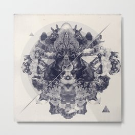 Neptunite Metal Print