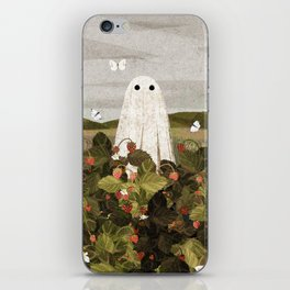 Strawberry Fields iPhone Skin