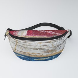 Dutch Wood Fanny Pack