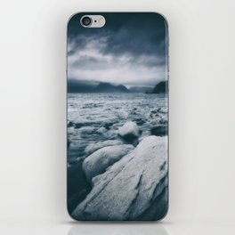 There's Something About Elgol II iPhone Skin