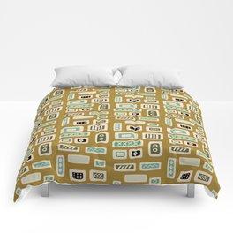 Signs Comforters
