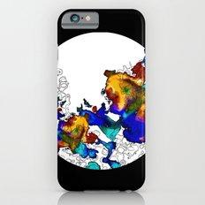 Pasta Illustration iPhone 6s Slim Case