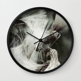 Papus on Thistle Wall Clock
