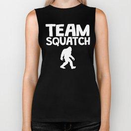 Team Squatch Biker Tank