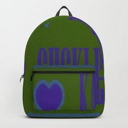 Kate CuckleBarrow Backpack