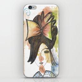 COURAGE iPhone Skin