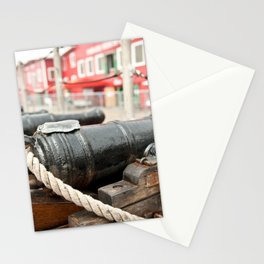 The Bounty in Lunenburg Nova Scotia Stationery Cards