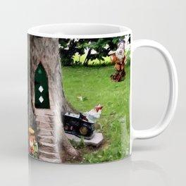 Dwarf Water Paint Coffee Mug