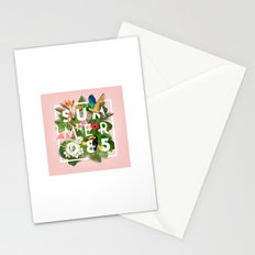 SUMMER of 85 Stationery Cards