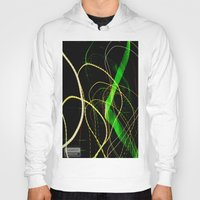 sonic Hoodies featuring Sonic Waves by Jonathan Wright Productions