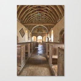 Holy Sepulchre Warminghurst Canvas Print
