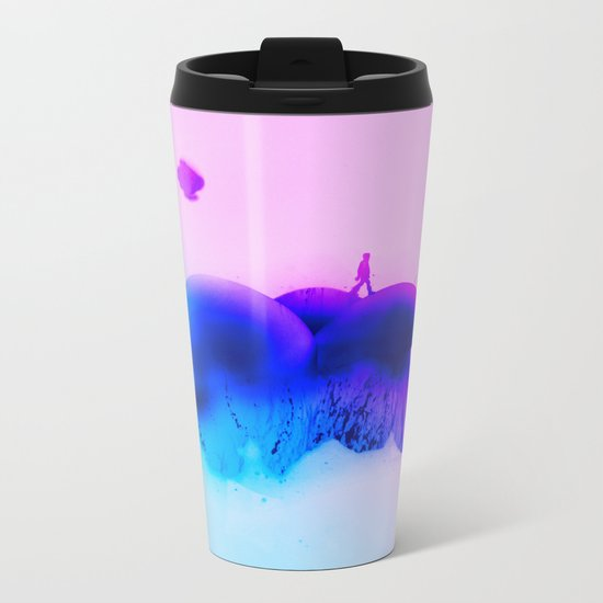 Introspection Metal Travel Mug