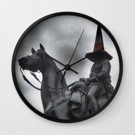 Glasgow Humour Wall Clock