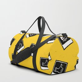 Like My Cat Pics Polaroids Pattern Duffle Bag