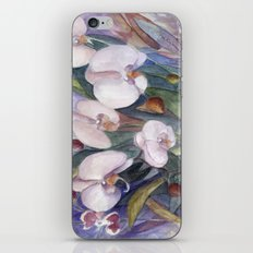 Orchid Fantasy iPhone & iPod Skin