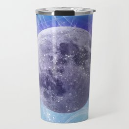Moon Vortex Travel Mug