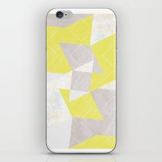 composition_No.4 iPhone & iPod Skin