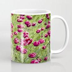 Tulips will remember  Mug