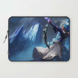 Queen Ashe League of Legends Laptop Sleeve