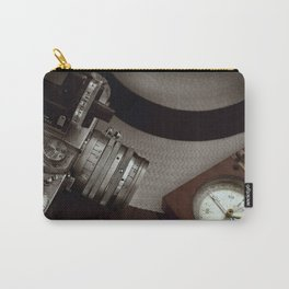 Leica and Panama hat Carry-All Pouch