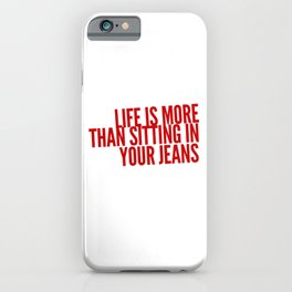 Use Your Life iPhone Case