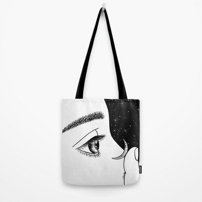 Contact Tote Bag