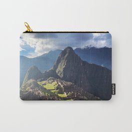 Machu Picchu at Sunset Carry-All Pouch