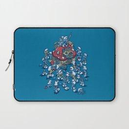 Blue Horde Laptop Sleeve