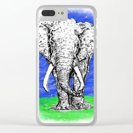 Tusk Clear iPhone Case