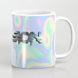 Trippy Excision Rave Festival Tapestry Coffee Mug