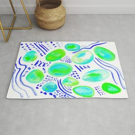 Creative Expression 14 | Abstract Shapes Drawing | Abstract Shapes Art| Watercolor Painting | Rug