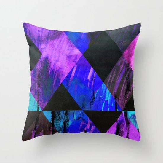 AXV6 Throw Pillow