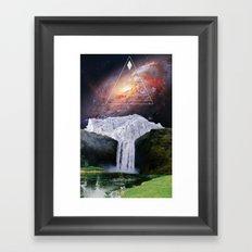 Landscape 2 Framed Art Print