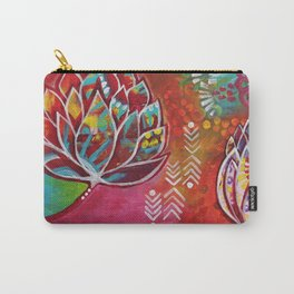 Blooming Beauty Carry-All Pouch