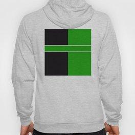 Team Color 6...Green,black Hoody