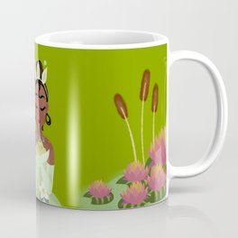 Princess Tiana Coffee Mug