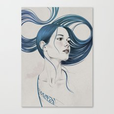 361 Canvas Print