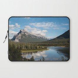 Vermillion Lakes, Banff Alberta Canada Laptop Sleeve