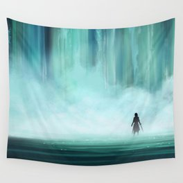 The First Gate Wall Tapestry