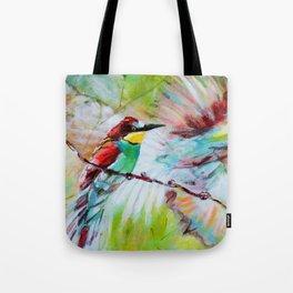 Flit Tote Bag