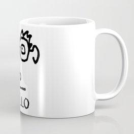 Hello Man Coffee Mug