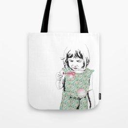 BubbleGirl Tote Bag