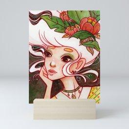 Floral Nest Mini Art Print