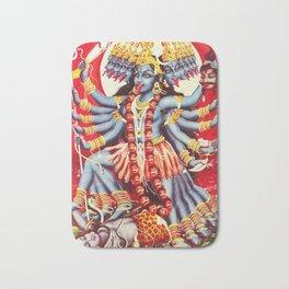 Hindu Kali 11 Bath Mat