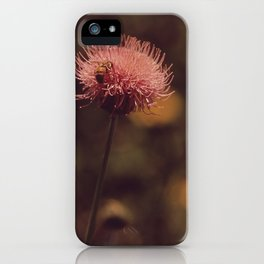 flower, honey iPhone Case