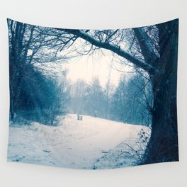 Twilight Forest Wall Tapestry
